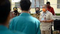 Lockdown di Asrama, Gugus Tugas Provinsi Sumut Salurkan Sembako ke Mahasiswa
