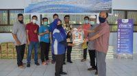 PHBI FIP Unimed Salurkan 132 Paket Sembako Untuk Warga Tidak Mampu