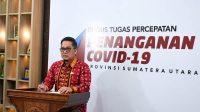 Pemprov Sumut Sudah Distribusikan 4.000 Rapid Test ke KabupatenKota