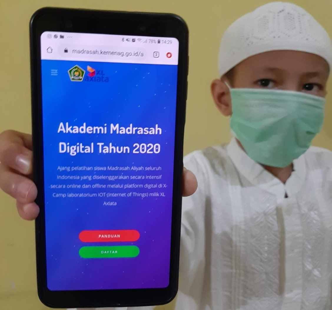 Akademi Madrasah Digital 2020