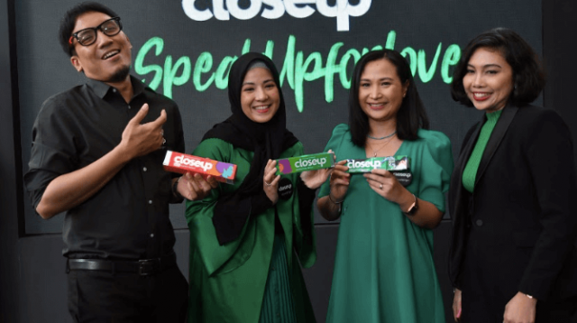 Pepsodent Ajak Masyarakat Indonesia #BerbagiSenyum dari Rumah