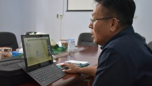 Prof. Syawal Gultom Paparkan Mekanisme PPG Model Baru 2020 di Rakornas via Video Conference