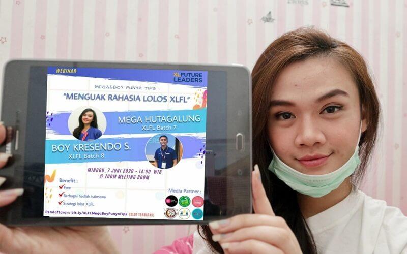 Mahasiswa Berbagi Tips Ikut Seleksi Secara Online XLFL