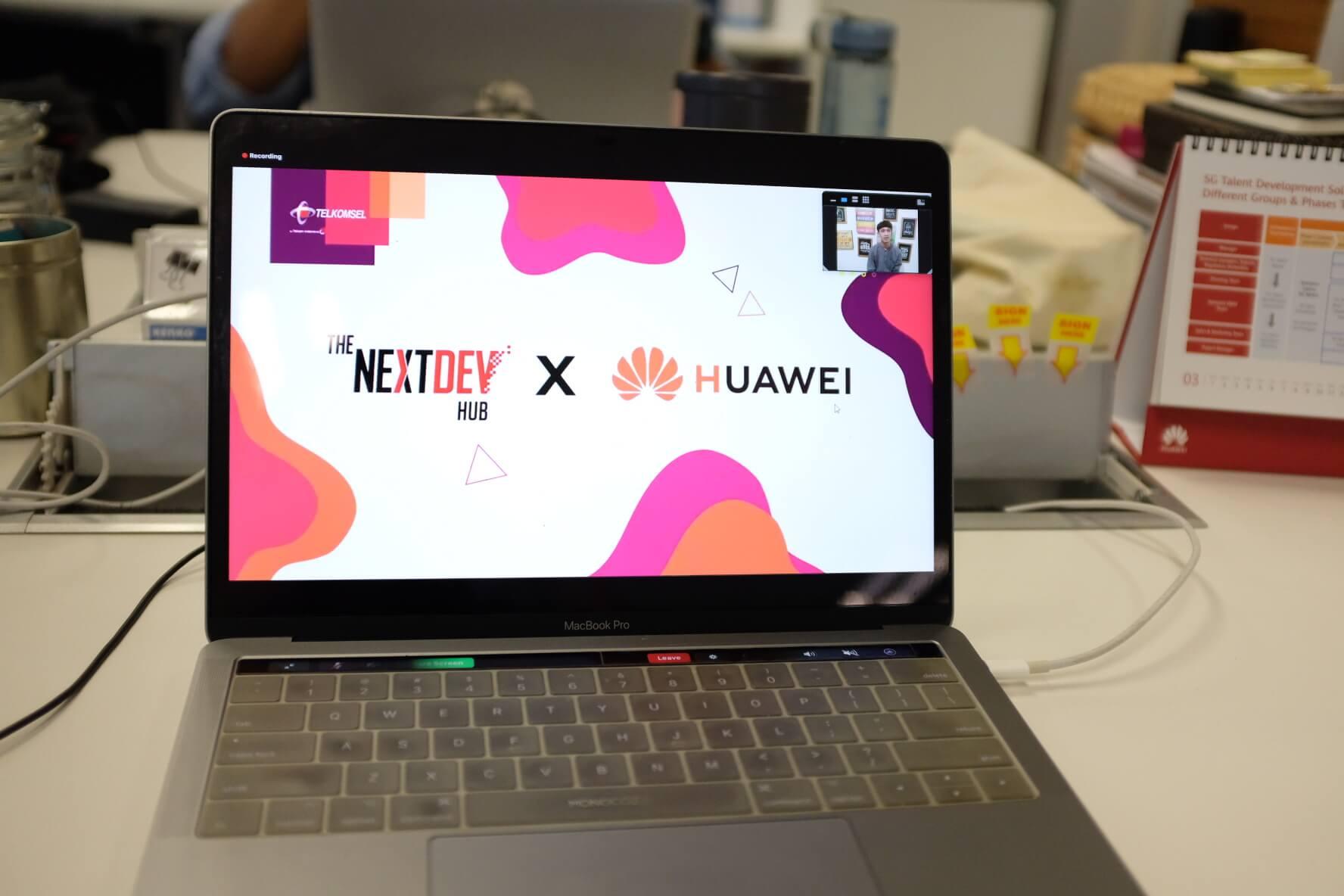 The NextDev Hub X Huawei Webinar Series-5