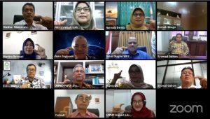 LPPMP Unimed Gelar Webinar Aktualisasi Kebijakan Akreditasi