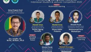 5 Mahasiswa Prodi PTIK FT Unimed Ukir Prestasi Nasional