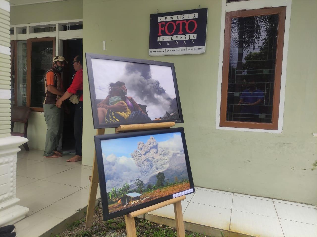Diskusi Fotografi Kebencanaan  dan Penyelamatan