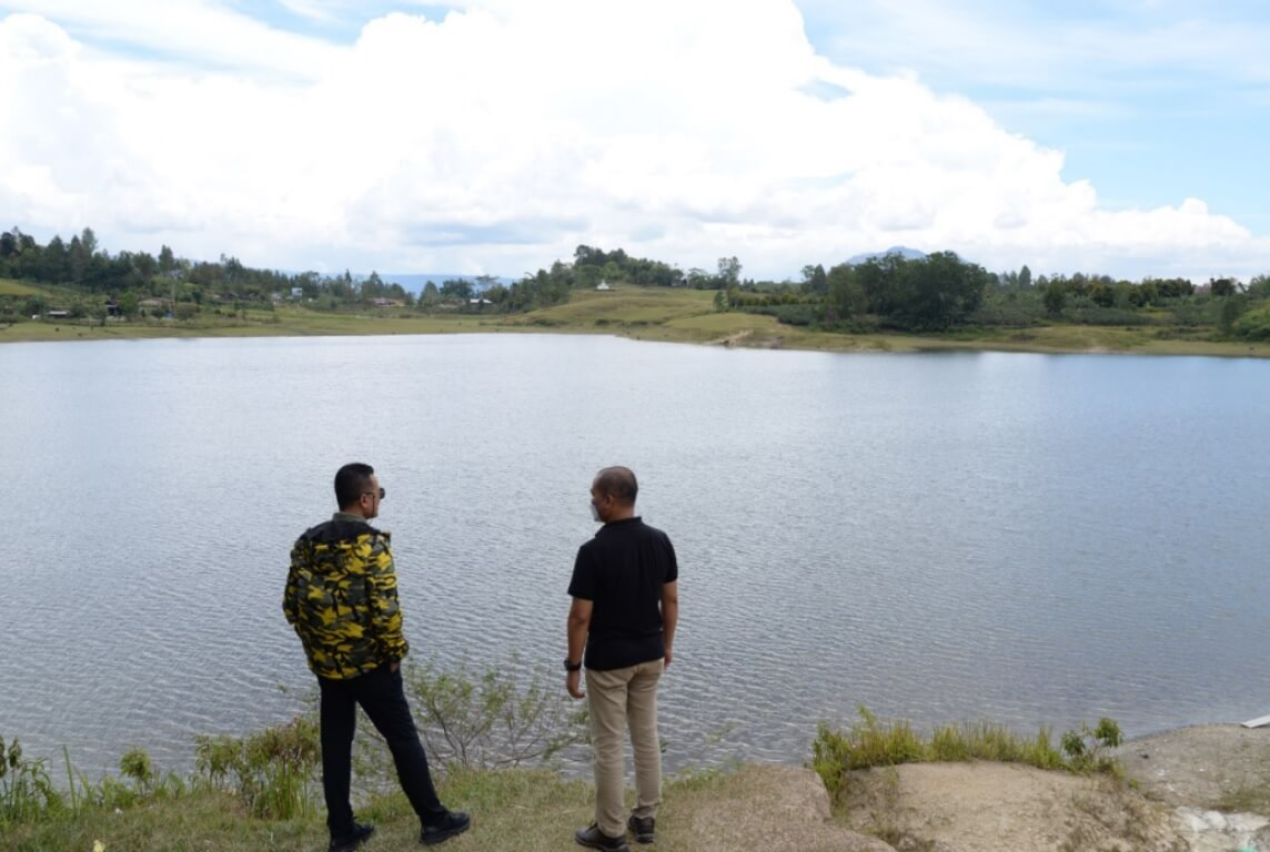 Danau Aek Natonang & Danau Sidihoni Berpotensi Jadi Destinasi Wisata