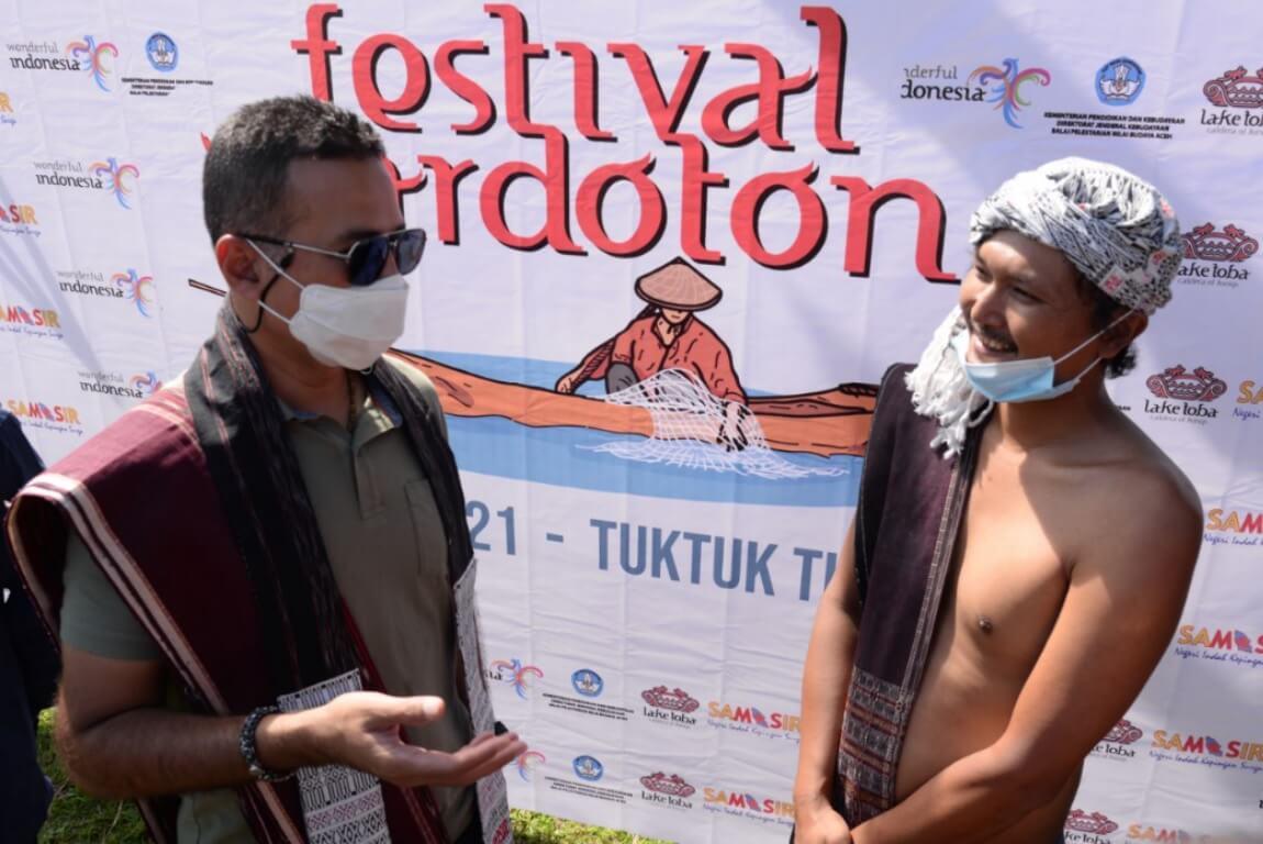 Musa Rajekshah - Festival Mardoton