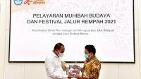 Pelayaran Muhibah Budaya & Festival Jalur Rempah 2021