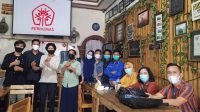 Perhumas Muda Medan Sosialisasi Pencegahan Covid-19 Melalui PR Talk Series #3