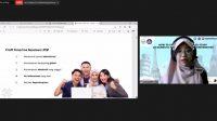 IKAPLUSDIKMAS Unimed Gelar Webinar Beasiswa Dalam dan Luar Negeri